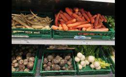 Prodej čerstvého ovoce a zeleniny Znojmo