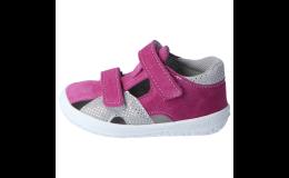 Výběr letní dětské obuvi v e-shopu na webu eshop.jonap.cz
