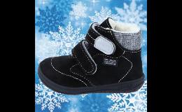 Zateplená kvalitní zdravotně nezávadná obuv Barefoot pro děti