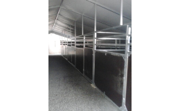 Zakázková výroba turnajových boxů pro koně