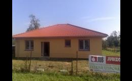 Tepelná izolace střech, fasád, podlah, oken a dveří