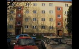 Zateplování panelových domů, tepelná izolace fasád a střech