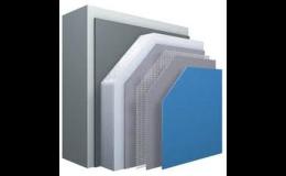 Zateplení fasády kontaktním fasádním systémem z vnější strany