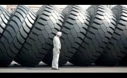 OTR pneumatiky na stavební a zemní stroje