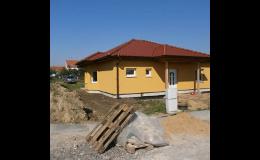 Dřevostavby na klíč od stavební firmy Stavovald