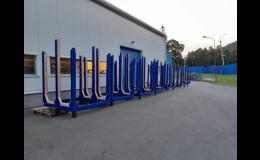 CNC obráběcí práce a dodání kovodílů pro automobilový průmysl