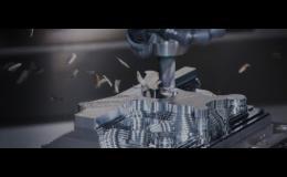 CNC obrábění, výroba součástí pro automobilový průmysl