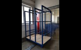 CNC-MORAVIA s.r.o. Prostějov provádí zámečnické operace