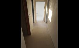 Anhydritová litá podlaha s výbornou tepelnou vodivostí