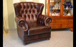 Výroba luxusního čalouněného nábytku