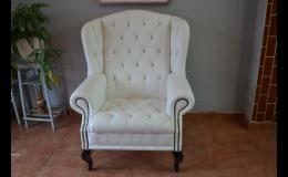 Kvalitní čalouněný nábytek pro maximální pohodlí