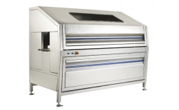 Filetovací stroj - potravinářské technologie na zpracování ryb
