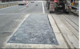 Litý asfalt jemnozrnný, střednězrnný, hrubozrnný