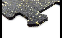 Flexibilní gumové puzzle neboli tatami
