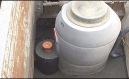 Dostavby a rekonstrukce kanalizací a vodovodů