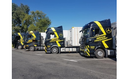 Nákladní doprava, spediční služby SEDOS transport s.r.o.