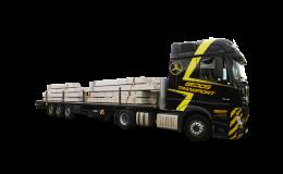 Služby pneuservisu nákladních vozidel