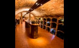 Vinné sklepy vinařství Kukla Hustopeče u Brna