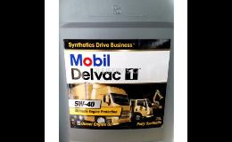 Kvalitní motorové oleje pro nákladní vozidla