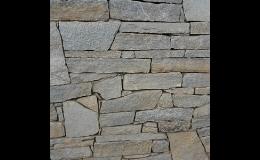 Kamenné obklady z ruly do interiéru i exteriéru