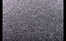 Podkladové tlumicí desky najdou využití v průmyslových provozech i stavebnictví