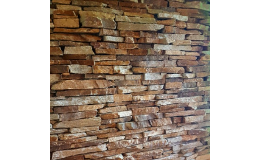 Výroba kamenných obkladů z přírodní balkánské ruly