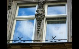 Výroba a montáž kastlových - špaletových dřevěných oken