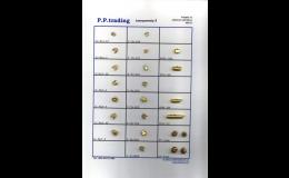 Bižuterní komponenty pro výrobce bižuterie