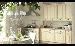 Kuchyňská linka v klasickém provedení