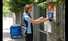 Neadresné doručování zásilek - letáky, reklamní prospekty