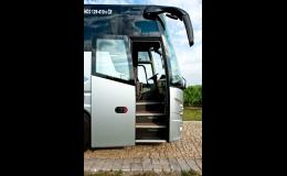 Vnitrostátní i mezinárodní autobusová doprava