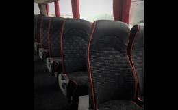 Pohodlné cestování moderními autobusy