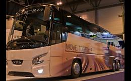Pronájem luxusních autobusů JVBUS Jiří Vykouřil