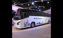 Autobusy s WC, klimatizací, LCD monitorem, USB zásuvkou