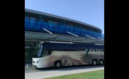 Autobusová doprava, pronájem autobusů