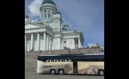 Poznávací a pobytové zájezdy luxusním autobusem