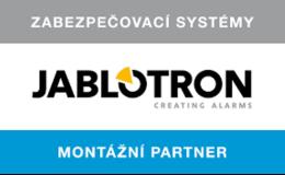 Instalace a servis elektronických zabezpečovacích systémů Jablotron