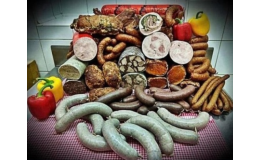 Uzeniny, zabíjačkové lahůdky, čerstvé maso z opavského řeznictví