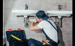 Služby hodinového manžela, opravy elektro a vodoinstalací