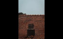 Opravy střech, výměna střešní krytiny