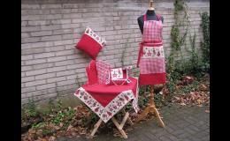 Bytový textil s vánočním motivem v e-shopu