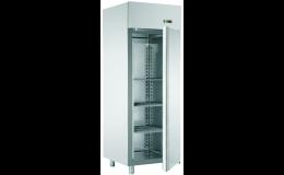 Kvalitní chladicí a mrazicí skříně pro skladování potravin