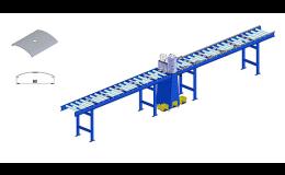 Stříhací stroje pro ruční stříhání hliníkových lamel