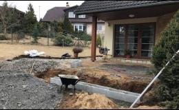 Stavební úpravy rodinných a bytových domů
