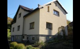Zateplení rodinného domu vám zajistí společnost Stavby Nisa s.r.o.