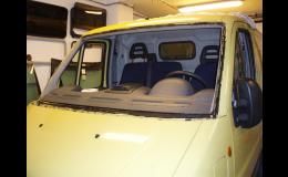 Výměna autoskel nákladních vozů TRIO AUTOSKLO