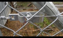 Odolné pletivo z pozinkovaného drátu nabídne vysokou pevnost plotů