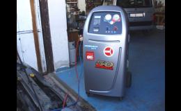 Čistění a plnění klimatizací vozidel, Brandýs nad Labem