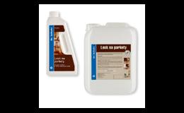 Dr. Schutz produkty pro péči o parkety i korkové podlahy