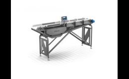 Compact grader - zařízení pro třídění drůbežích dílů nebo ryb